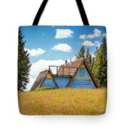 Old Cabin Tote Bag