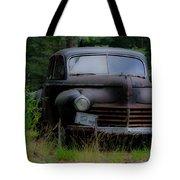 Old Car 1941 Tote Bag