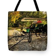 Old Cart - Old Movie Edition Tote Bag