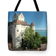 Old Castle Tote Bag
