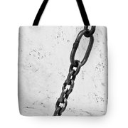Old Chain Tote Bag