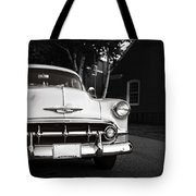 Old Chevy Connecticut Tote Bag
