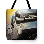 Old Chrysler Tote Bag