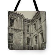 Old City Jail Chs Tote Bag