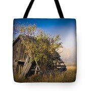 Old Coal Miner's Shack Tote Bag