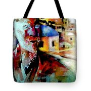 Old Consciousness Tote Bag