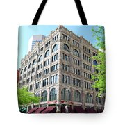 Old Corner Tote Bag