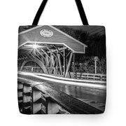 Old Covered Bridge  Tote Bag