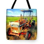 Old David Brown Tractor  Tote Bag