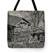 Old Deserted Farmhouse 3 Tote Bag