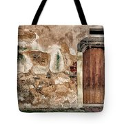 Old Door. Tote Bag