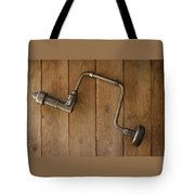 Old Drill Tote Bag