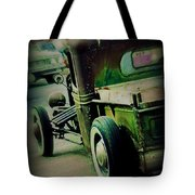 Old Drive Tote Bag by Perry Webster