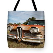 Old Edsel Tote Bag