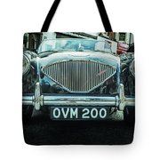 Old English Tote Bag by Nick Bywater