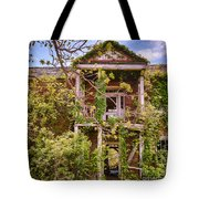 Old Entry Way Tote Bag