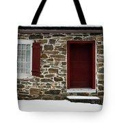 Old Entryway Tote Bag