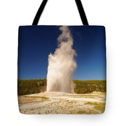 Old Faithful IIi Tote Bag