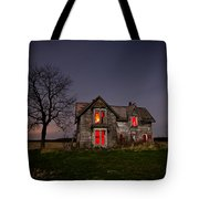 Old Farm House Tote Bag