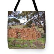 Old Farm House Ruin  Tote Bag
