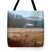 Old Farm Saturated Tote Bag