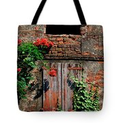 Old Farm Window Tote Bag