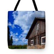 Old Farmhouse Tote Bag
