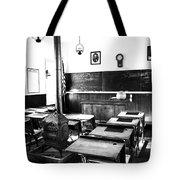 Old Fashion Clasroom Tote Bag