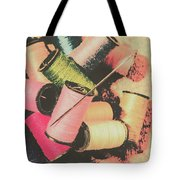 Old Fashion Threads Tote Bag