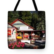 Old Fashioned General Store Tote Bag