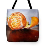 Old Fashioned Orange Tote Bag
