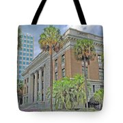 Old Federal Building Tote Bag