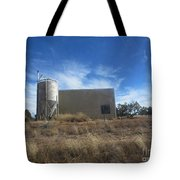 Old Feed Store Tote Bag