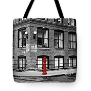 Old Fire Hydrant In Dumbo Brooklyn Tote Bag