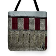 Old Fish House Tote Bag