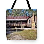 Old Florida Cracker Home Tote Bag