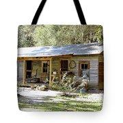 Old Florida Home Tote Bag