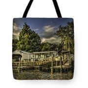 Old Florida Tote Bag