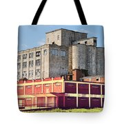 Old Flour Mill Tote Bag