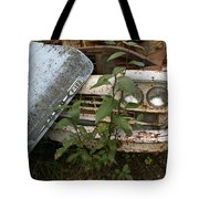 Old Ford Truck Tote Bag