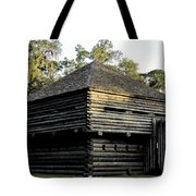 Old Fort Foster Tote Bag