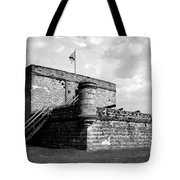 Old Fort Matanzas Tote Bag