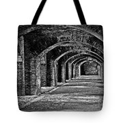 Old Fort Tote Bag