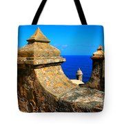 Old Fort Puerto Rico Tote Bag
