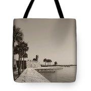 Old Fort, St. Augustine, Florida Tote Bag