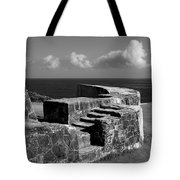Old Fort Steps 2 Tote Bag