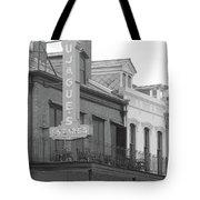 Old French Quarter Restaurant  Tote Bag