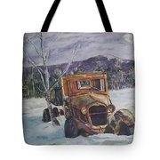 Old Friend II Tote Bag