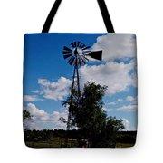 Windmill Color  Tote Bag