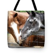 Old Friends Are The Best Friends Tote Bag